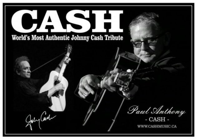 CASH - World's Most Authentic Johnny Cash Tribute