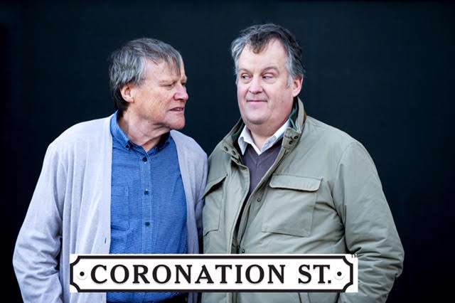 Coronation St Tour ~ The Full English with Roy & Brian