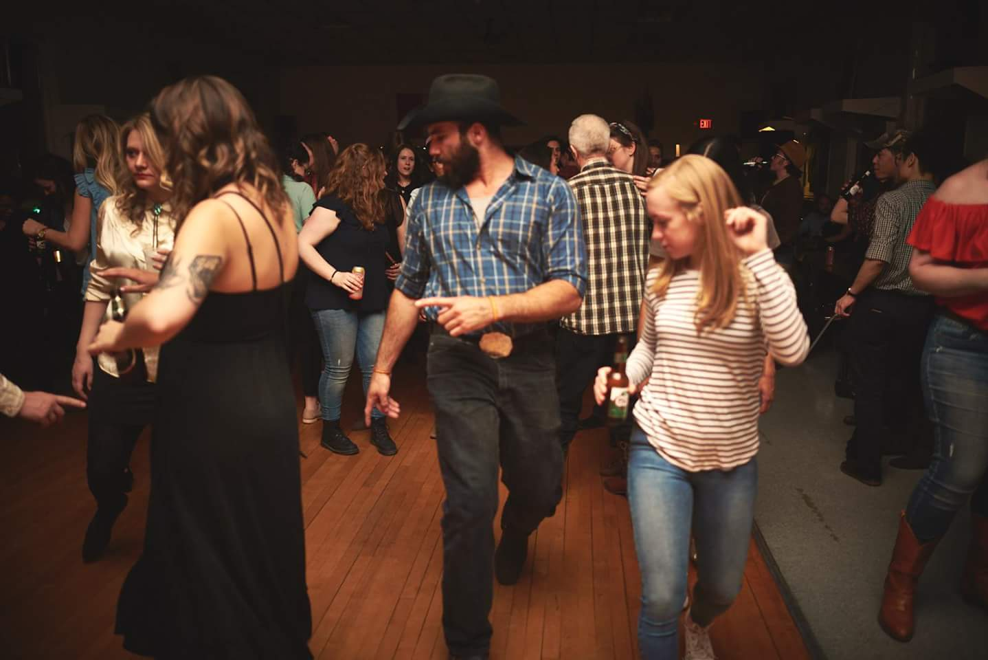 Line Dancing & Kurt Ford Music
