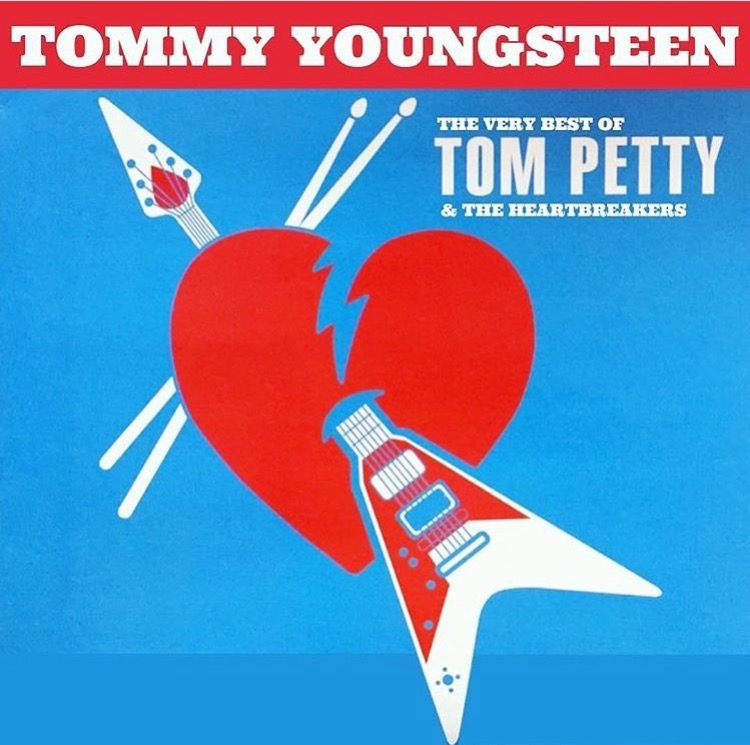 Tommy Youngsteen pays Tribute to Tom Petty