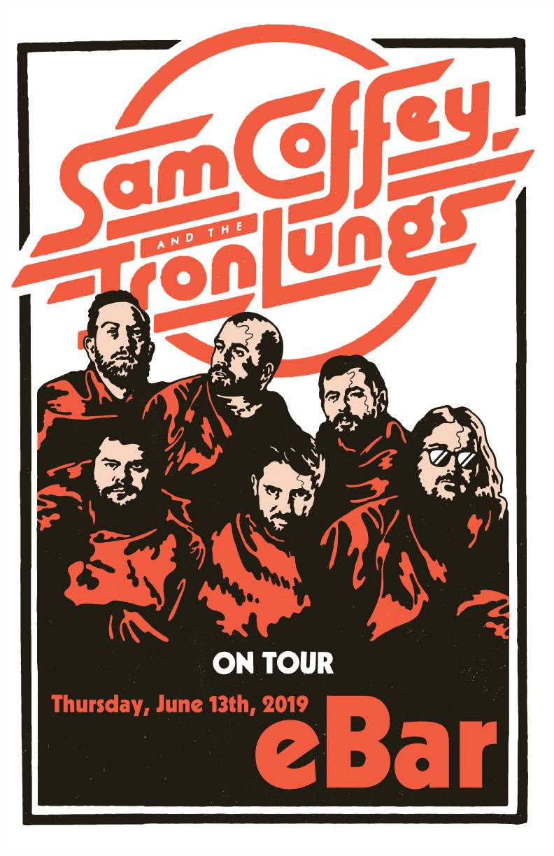 Road To Riverfest: Sam Coffey & The Iron Lungs