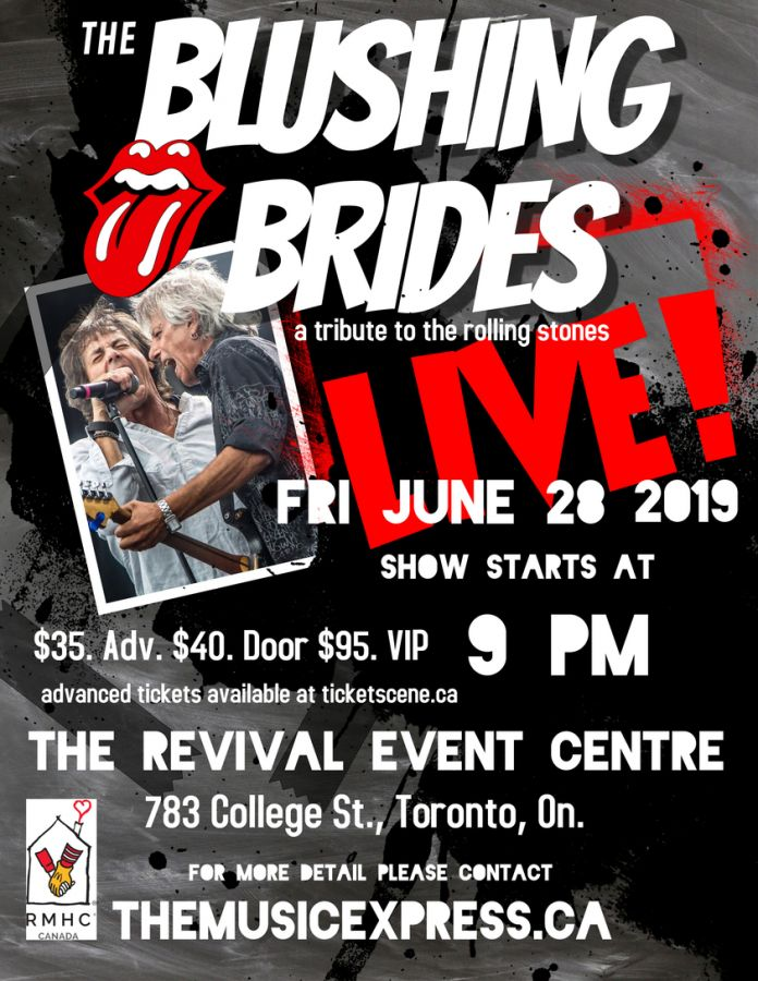The Blushing Brides - a Tribute To The Rolling Stones