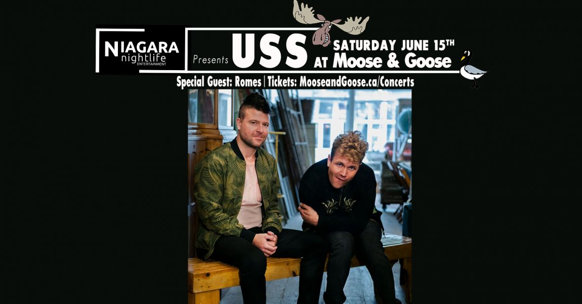 USS at Moose and Goose