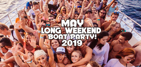 MAY LONG WEEKEND BOAT PARTY | SUNDAY MAY 19TH (OFFICIAL PAGE)