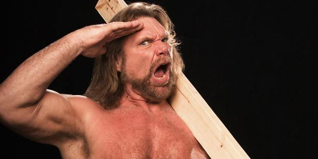 Hacksaw Jim Duggan Hosts Wrestlemania Trivia Night