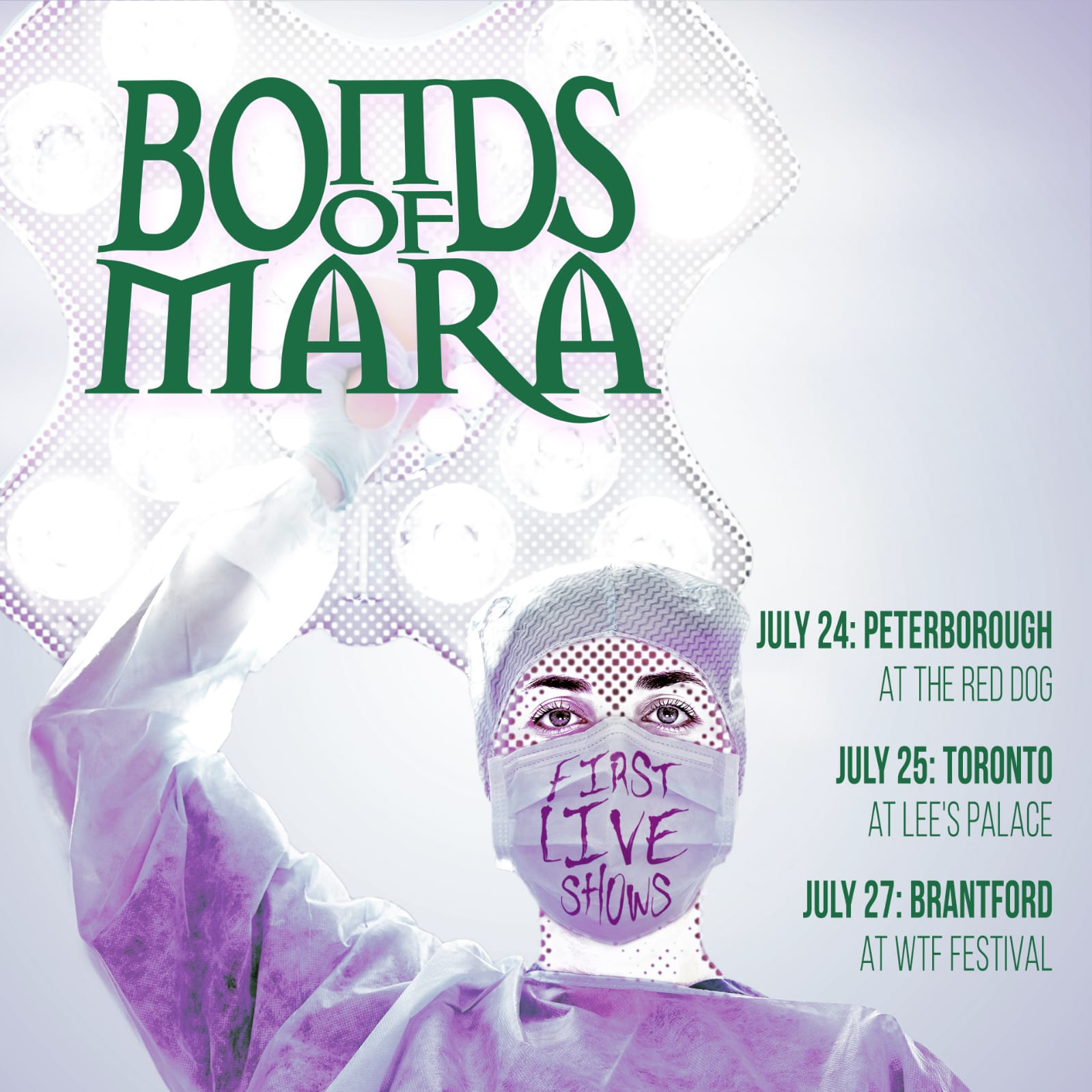 Bonds Of Mara Live In Peterborough