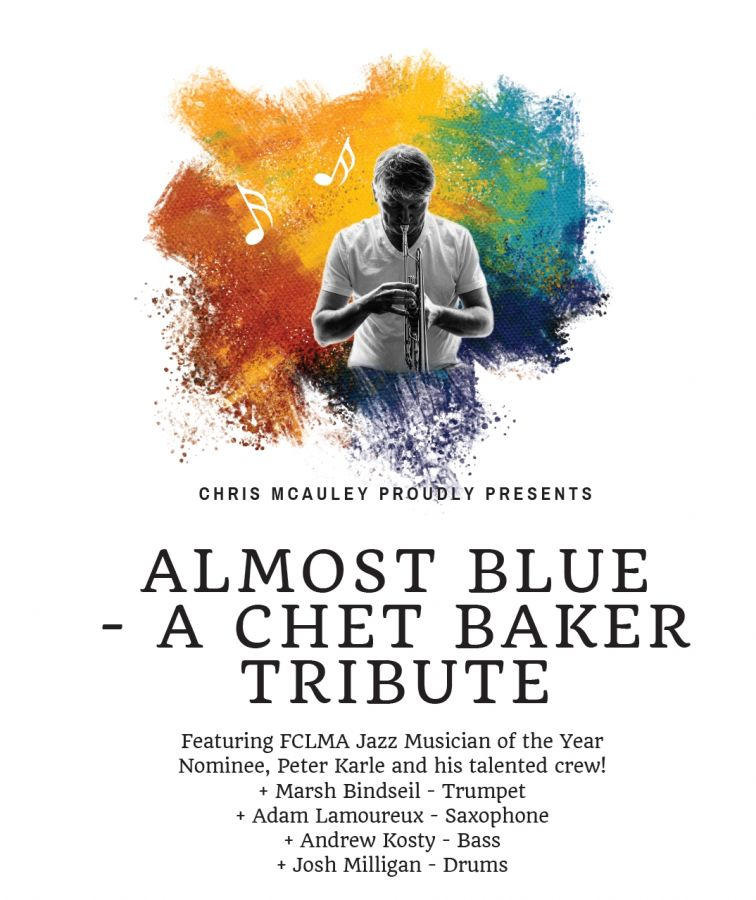 Almost Blue - A Chet Baker Tribute @ LMC!!!