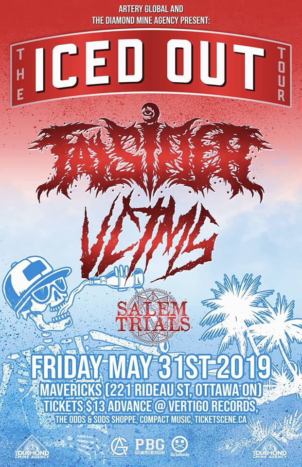 Falsifier, Vctms, Salems Trial & More Live In Ottawa