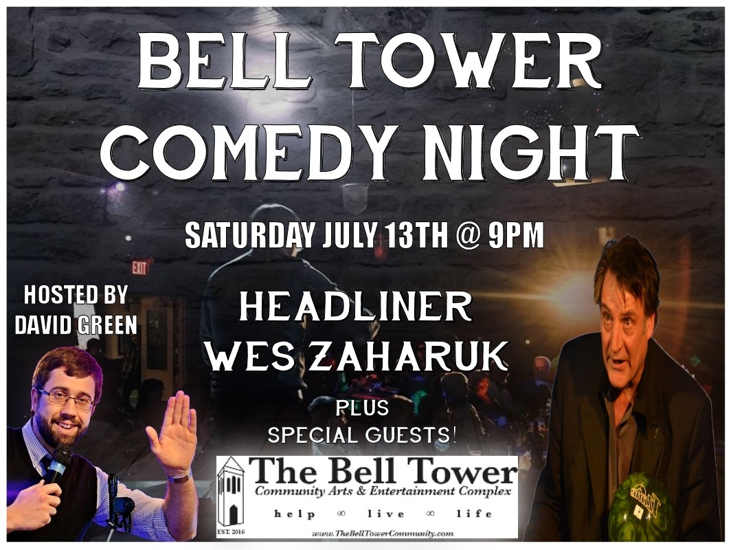 The Bell Tower Comedy Night