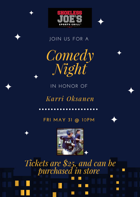 Comedy Night Charity Show