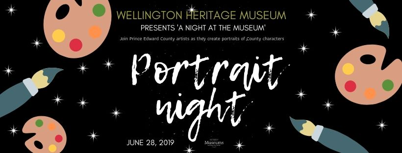Night at the Museum: Portrait Night