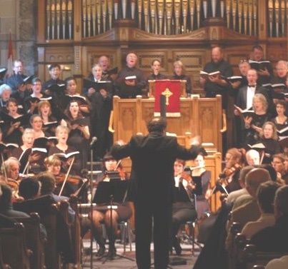Kincardine Summer Music Festival presents - CHORAL FESTIVAL FINALE: GLORIA AND ELIJAH