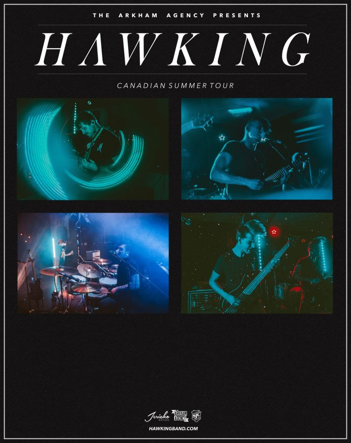 Hawking Live in Sudbury at The Asylum