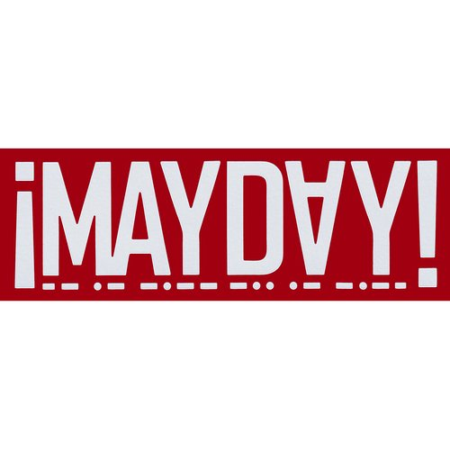 ¡Mayday! live in London Sept 22nd at Old East 765