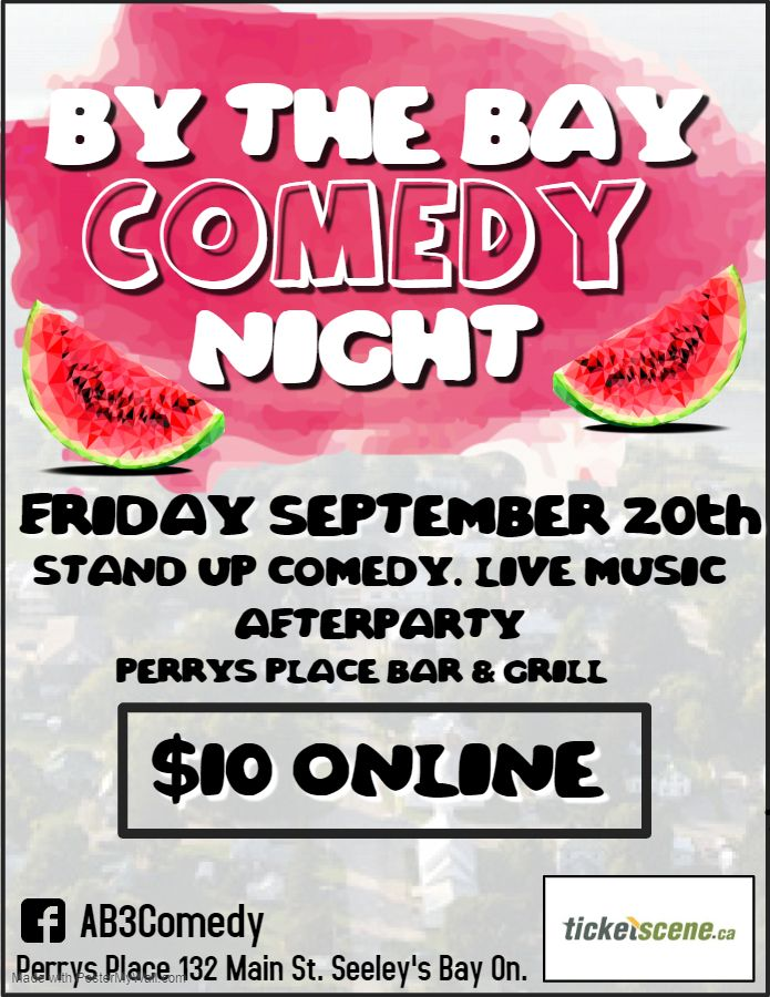 By The Bay COMEDY NIGHT