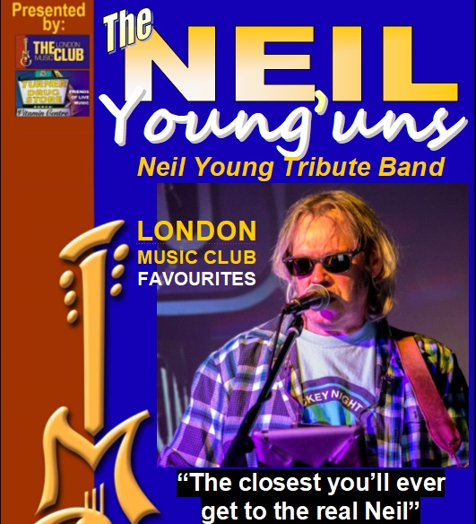 The Neil Young'uns (Tribute Band) @ the LMC!!!