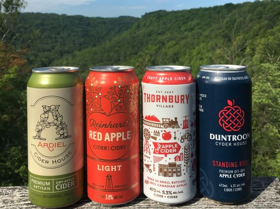 Local Cider & Food Pairing