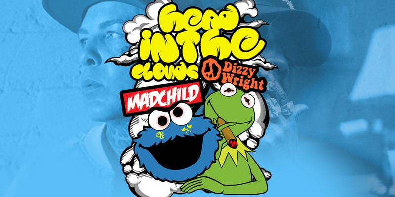 Madchild and Dizzy Wright Live At Soo Blaster