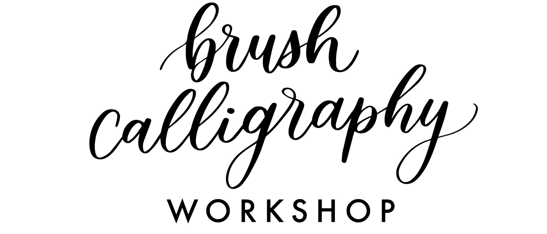 Indigo Presents: Brush Calligraphy Workshop