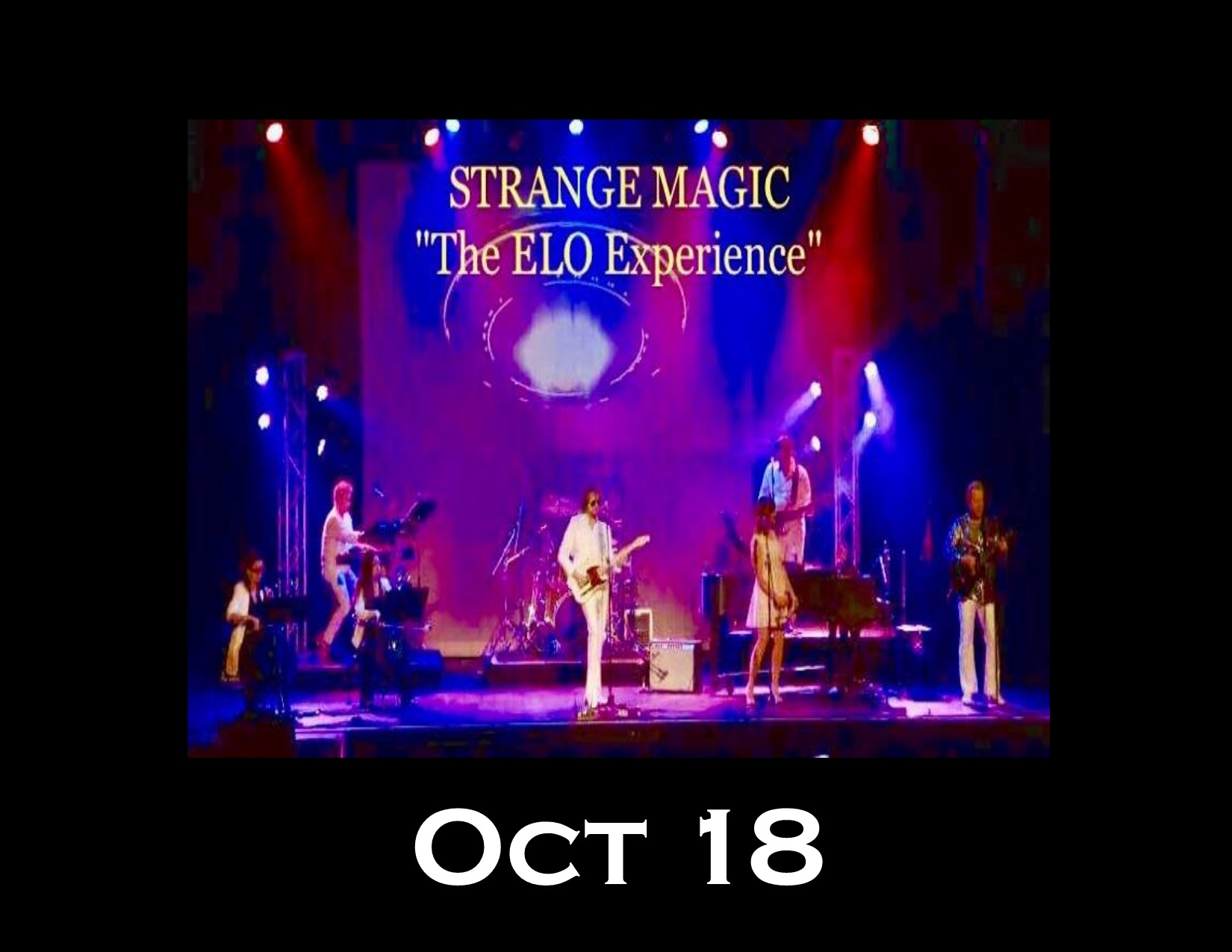 Strange Magic - The ELO Experience