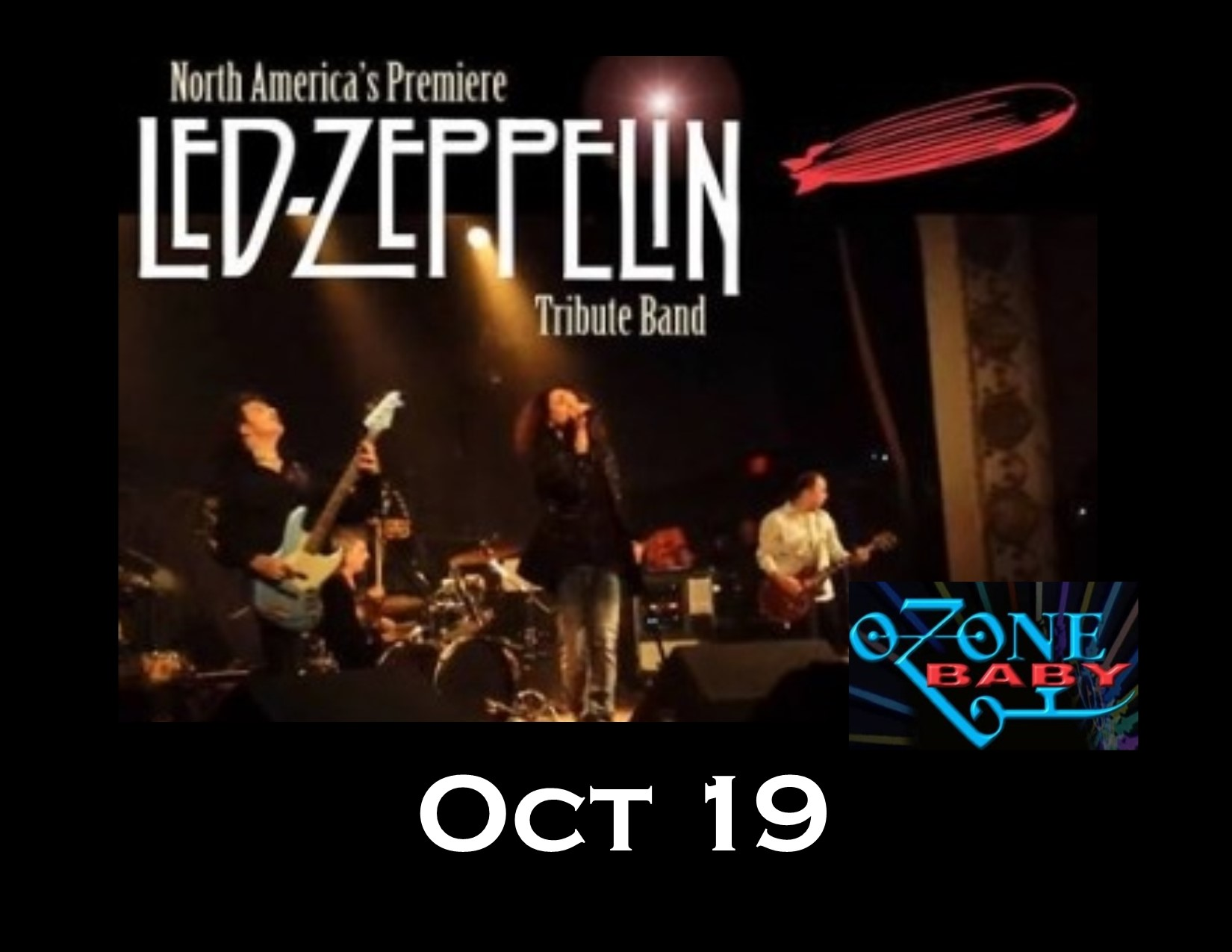 Ozone Baby - Honouring The Music Of Led Zeppelin