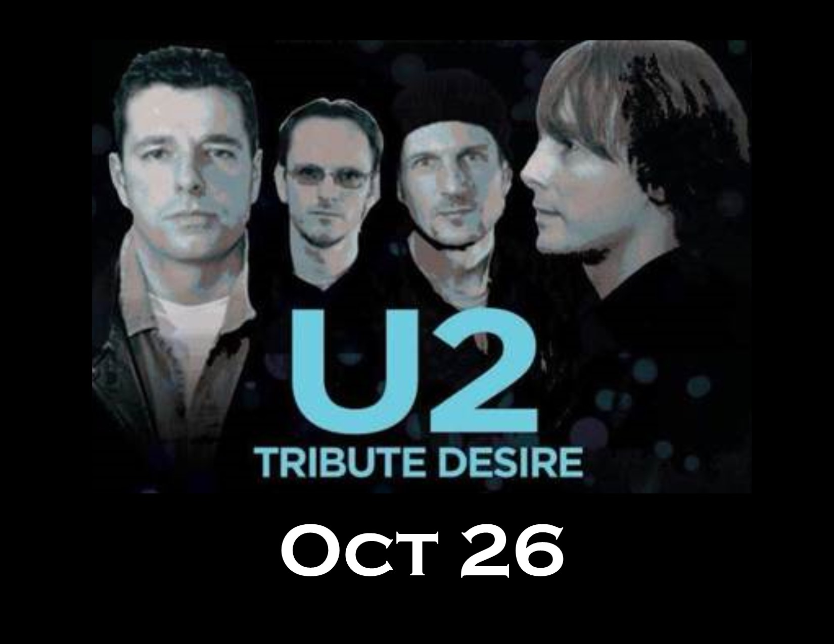Desire - The International U2 Tribute