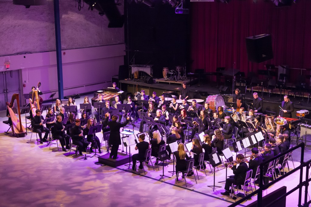 Laurier Wind Orchestra