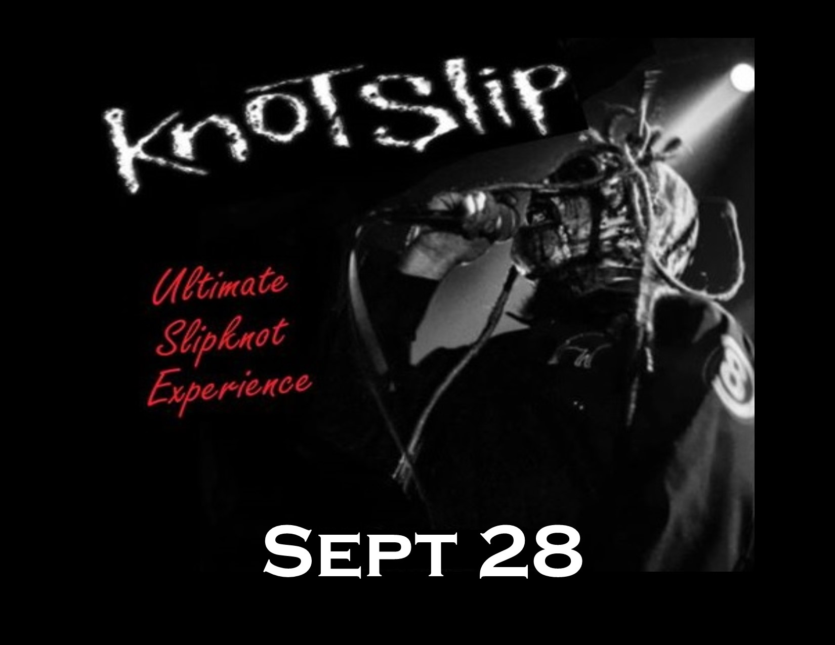 KNOTSLIP - A TRIBUTE to SLIPKNOT