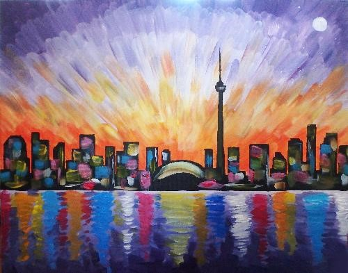Indigo Presents: Paint Nite