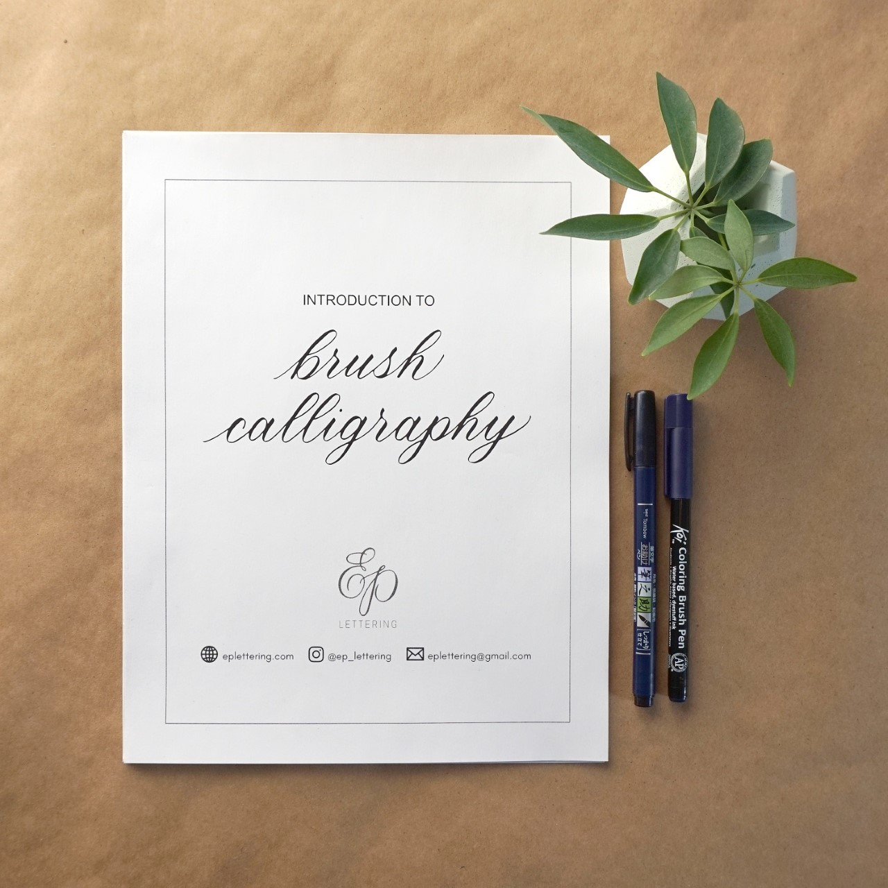 Introduction to Calligraphy
