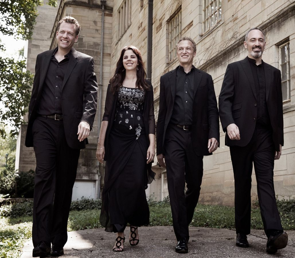 Chamber Music Hamilton presents The Pacifica Quartet