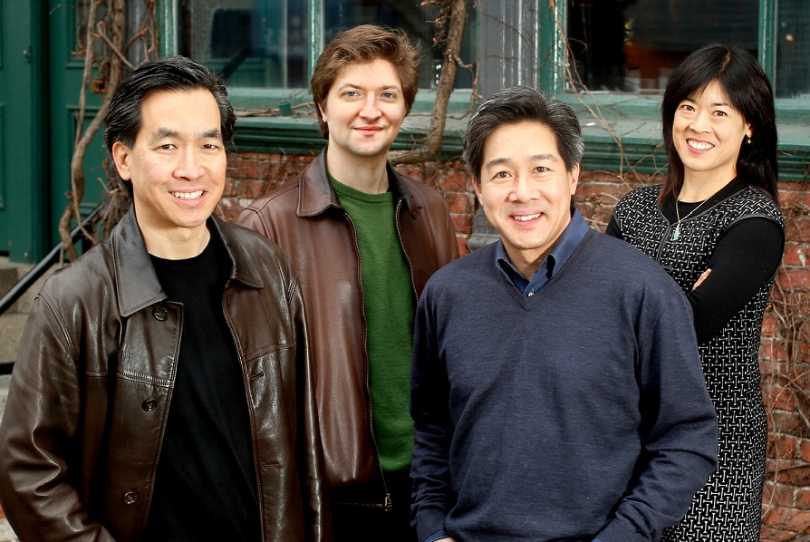Chamber Music Hamilton presents the Ying Quartet