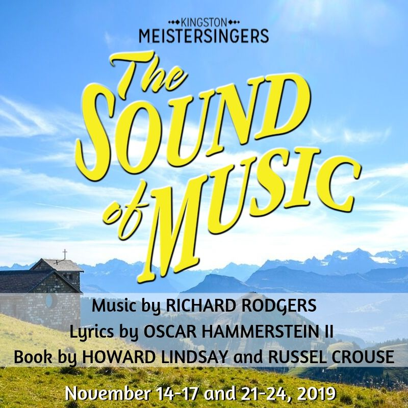 The Sound of Music - Saturday November 16, 7:30pm