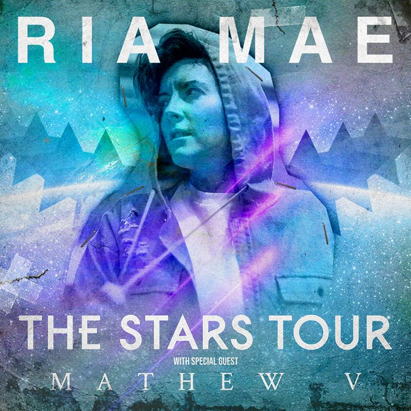 Ria Mae - The Stars Tour