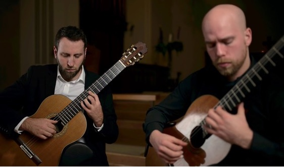 Adam Ciccilitti and Steve Cowan Guitar Duo