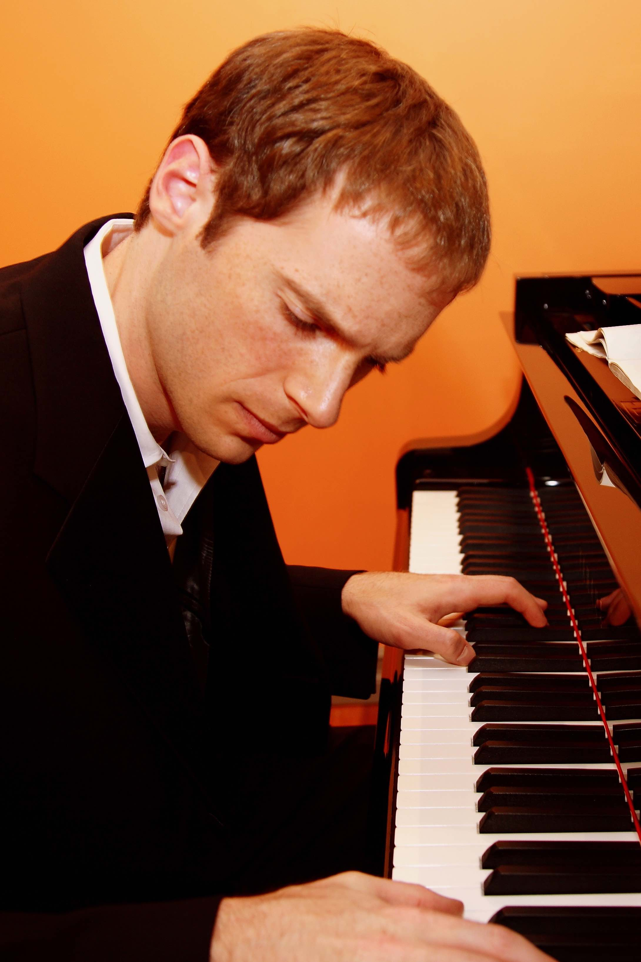 David Jalbert - one of Canada's stellar pianists