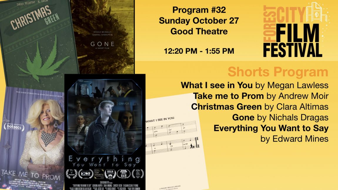 FCFFl 2019 - Sunday Early Afternoon Shorts at Good Foundation Theatre #32