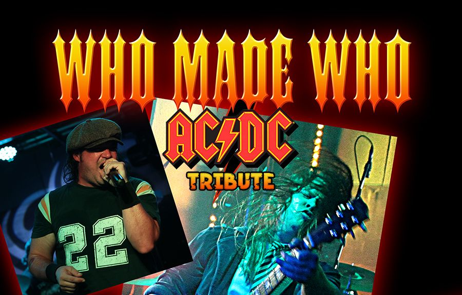 AC/DC Tribute Who Made Who