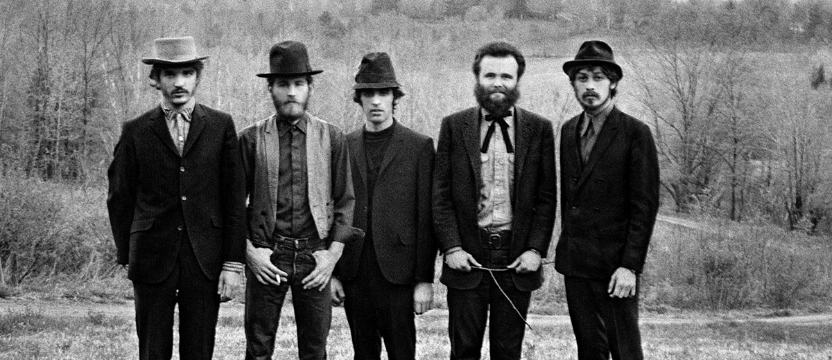 FCFF 2019 - Sunday Early Afternoon at Imagine Program #34 - Once Were Brothers: Robbie Robertson and the Band