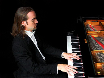Kincardine Summer Music Festival presents - MARC PIERRE TOTH, CONCERT PIANIST