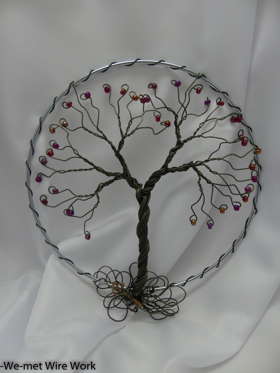 Indigo Presents: Wire Art - Tree of Life