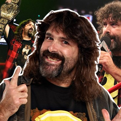 Mick Foley Have A Nice Day Live Tour