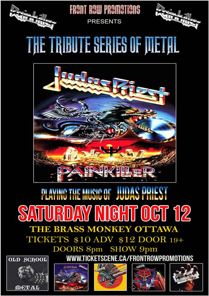 Painkiller A Tribute To The Music Of Judas Priest