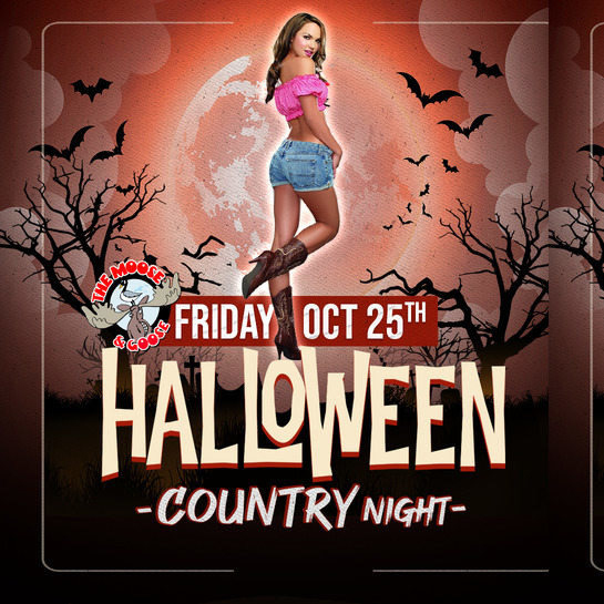 Cowgirl Halloween Country Night