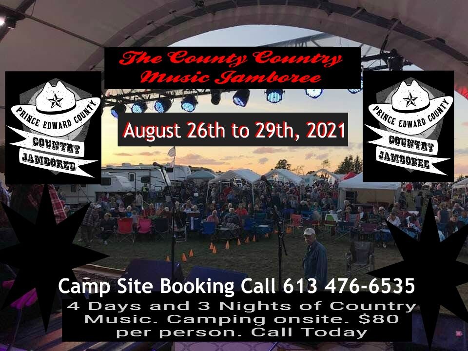 2020 Prince Edward County Country Jamboree