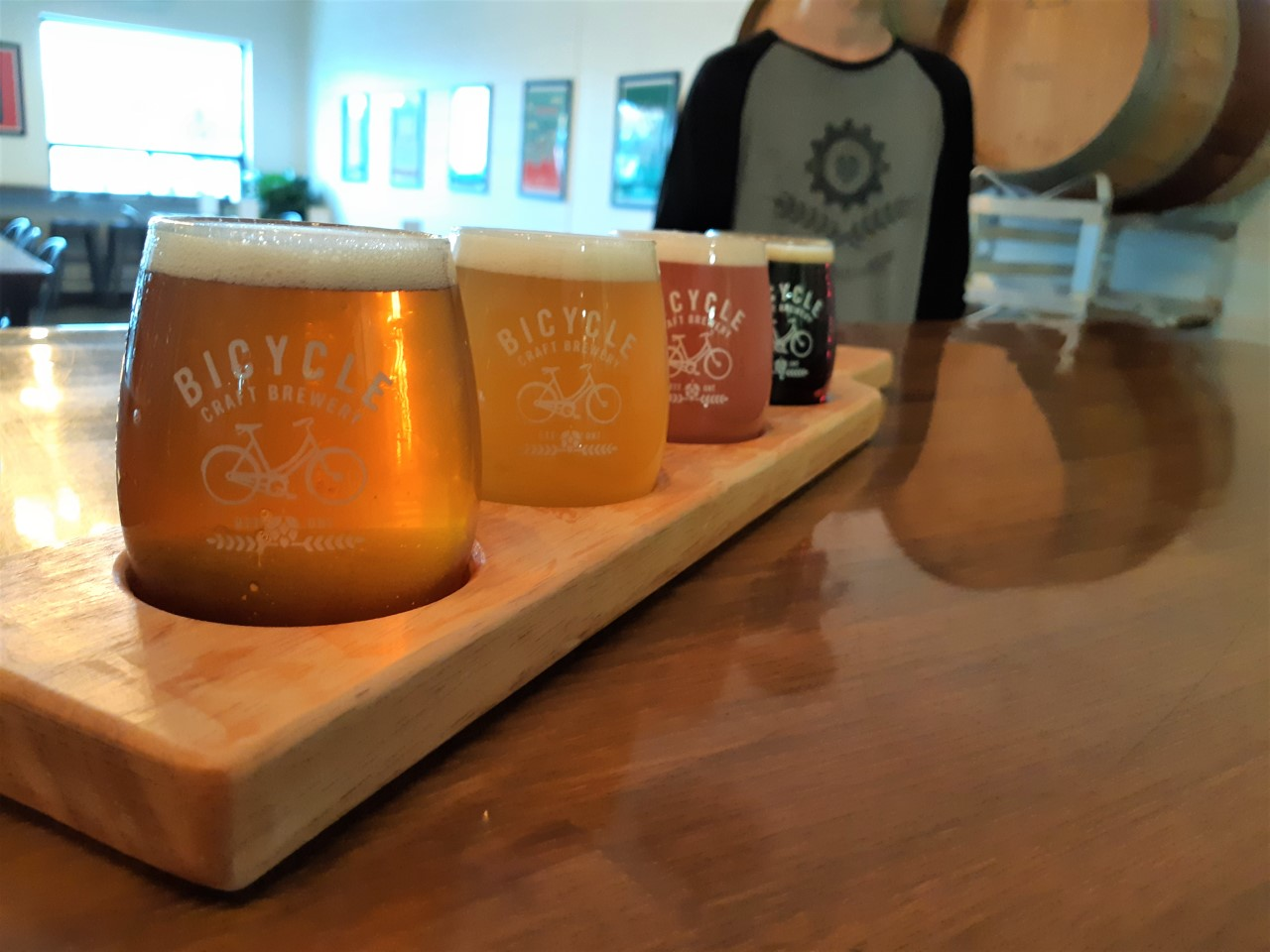 Beer Tasting with Bicycle Craft Brewery