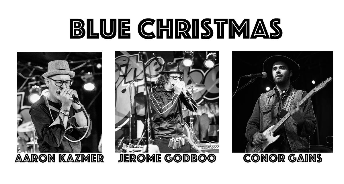 BLUE CHRISTMAS - Episode 10 of the East End Blues Series