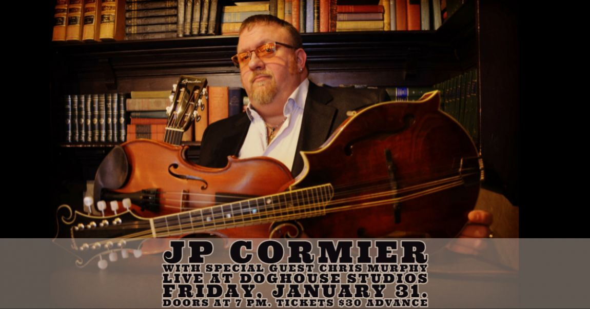 JP Cormier at Doghouse Studios