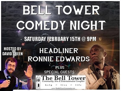 Sobey's Comedy Night @ The Bell Tower - Valentines Edition