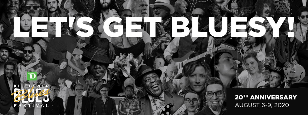 Kitchener Blues Festival Thursday Fundraising Concert